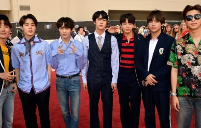 BTS Unharmed After Minor Accident Involving Their Tour Buses in Taiwan