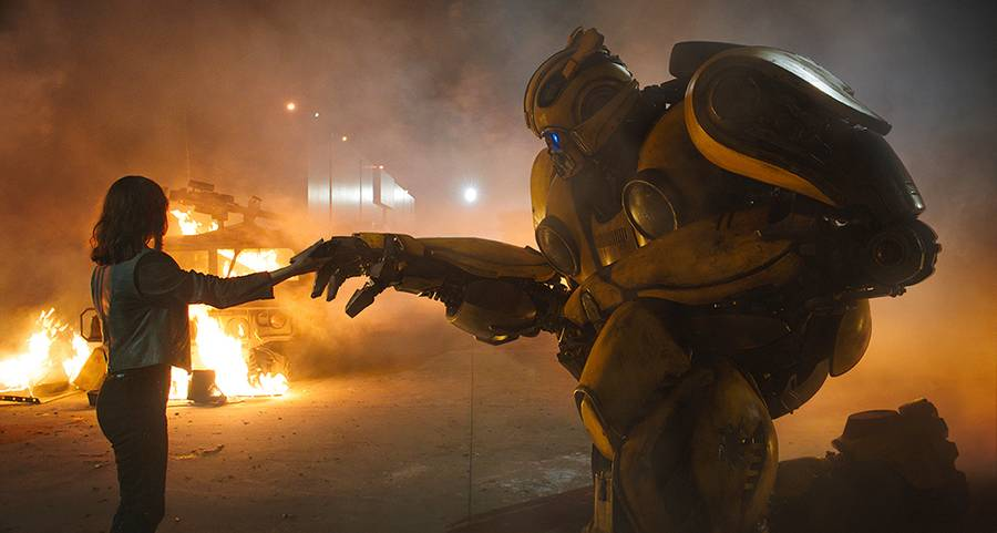 Six Things You Need to Know Before You See 'Bumblebee'