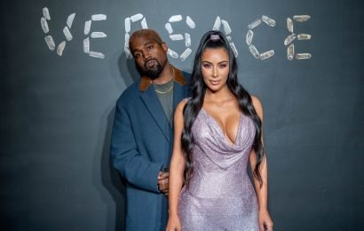 Kim Kardashian & Kanye West's First Dance Song At Their Wedding Was So, So Romantic