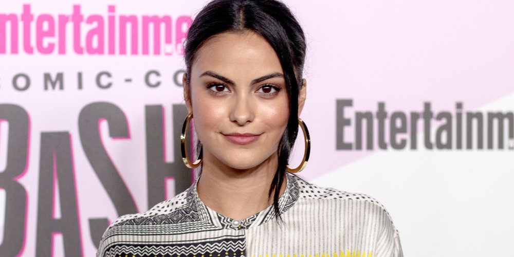 Camila Mendes Sings Praises For This Activewear Company Who Put Models' Curves On Display