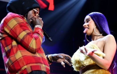 Offset Showers Cardi B In Christmas Gifts Despite Breakup