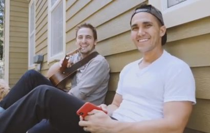 Carlos PenaVega & Kendall Schmidt Reunite to Perform Big Time Rush Songs!