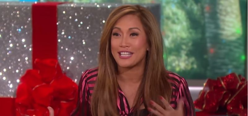 Why Carrie Ann Inaba Is Replacing Julie Chen on 'The Talk'