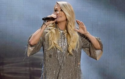Carrie Underwood whines about pregnancy insomnia