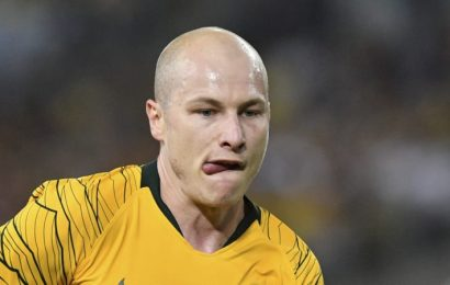 Socceroos stars Mooy, Rogic could miss Asian Cup through injury