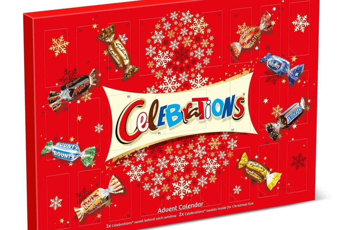 After choc fans' outrage at first two days of Celebrations advent calendar, we reveal what's coming up (and it's not good news for Galaxy fans)