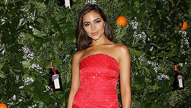 15 Celebs Slaying In Hot Red Outfits Perfect For The Holidays: Olivia Culpo & More