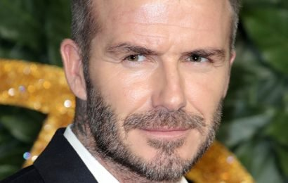 David Beckham cuts company wages by £7m after Victoria loses £30m