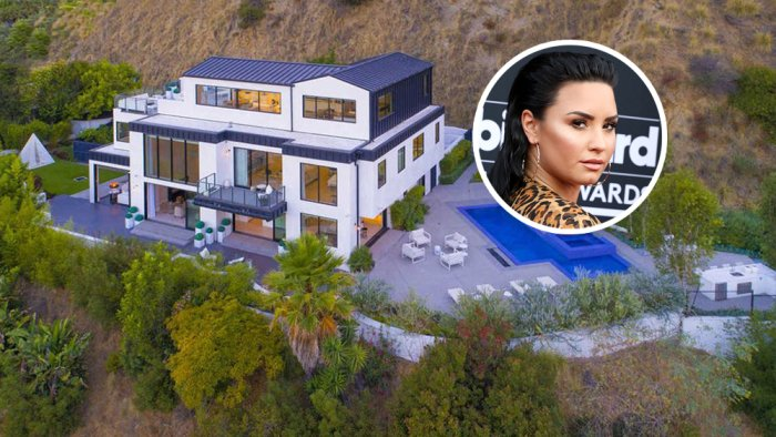 Demi Lovato Rents Out Laurel Canyon Residence