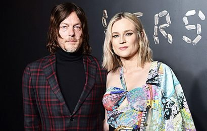 Diane Kruger: 1st Look At Daughter 7 Wks. After New Mom, 42, Welcomed Baby With Norman Reedus