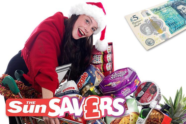 Use these money-saving tips to stock up on your favourite festive treats — plus win £5,000 towards your Christmas expenses