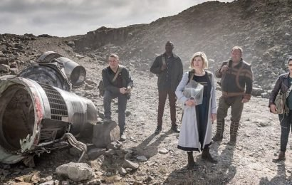 The 'Doctor Who' Season Finale is a 'Battle' to Maintain the Show's Momentum