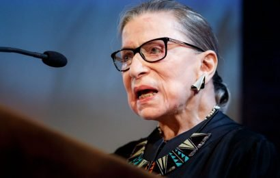 Ruth Bader Ginsberg Just Had Malignant Nodules Removed From Her Lung — Here's What That Means