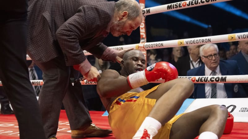Stevenson in critical condition after knockout