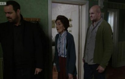EastEnders fans fear Stuart Highway will murder Dot Cotton after he moves into her house