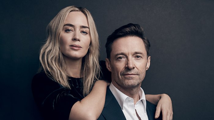 Emily Blunt and Hugh Jackman on Making Musicals (and Horror!) at the Movies