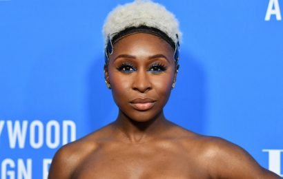 Cynthia Erivo Apologizes After Messing Up the National Anthem