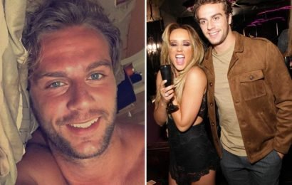 Who is Max Morley, why did he split up from Laura Anderson and when did he win Love Island?