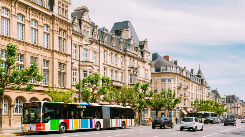 Luxembourg the first country in the world to offer free public transport