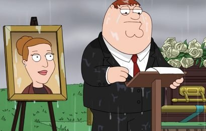 Family Guy Remembers Carrie Fisher (and Angela) With Emotional Eulogy