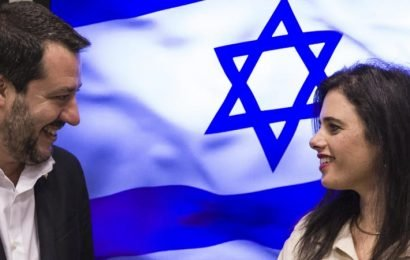 Israel strengthens its ties with the West's far right
