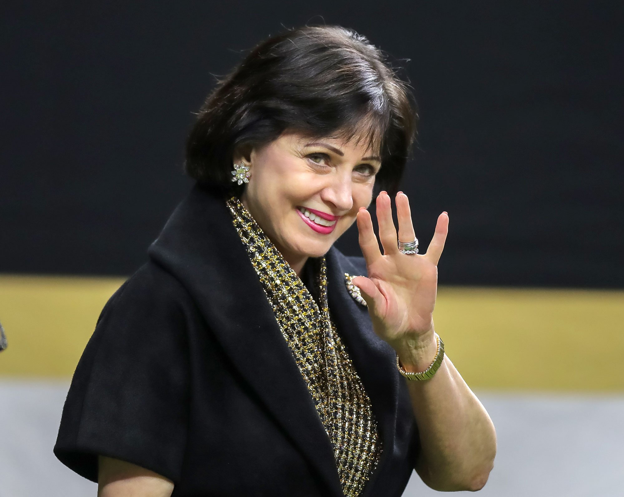 Saints Owner Gayle Benson Pays Nearly $100,000 to Settle New Orleans Fans' Walmart Layaways