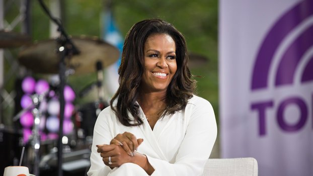 Michelle Obama Explains Why Women Can't Have It All — At Least Not at Once