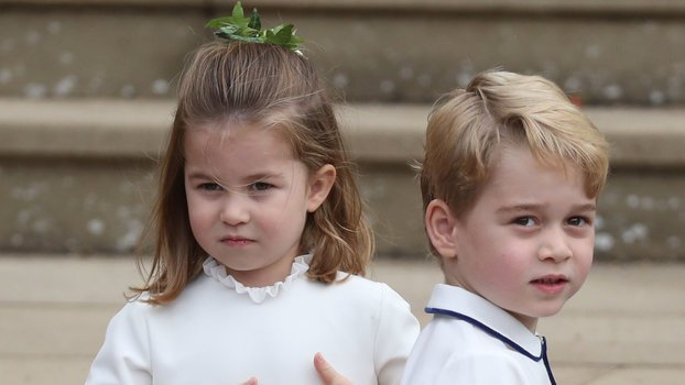 Why Prince George and Princess Charlotte Didn't Attend the Palace Christmas Party with Will and Kate