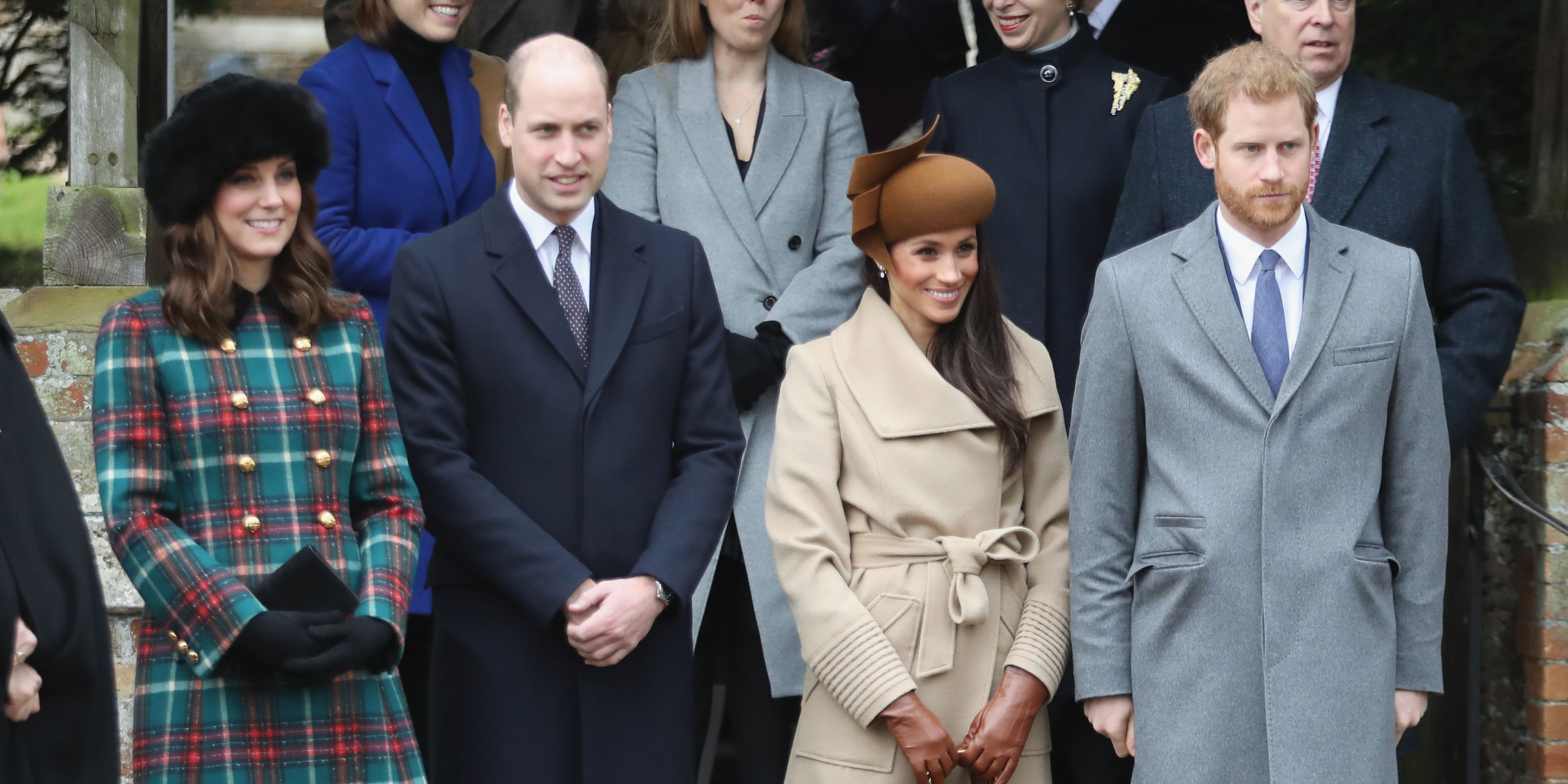 Will Kate And William Spend Christmas With Meghan And Harry Amidst 'Feud' Rumors?