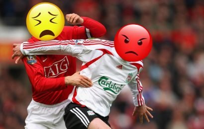 Liverpool vs Manchester United: Who's best in the north west? See how the giants match up in our challenging quiz