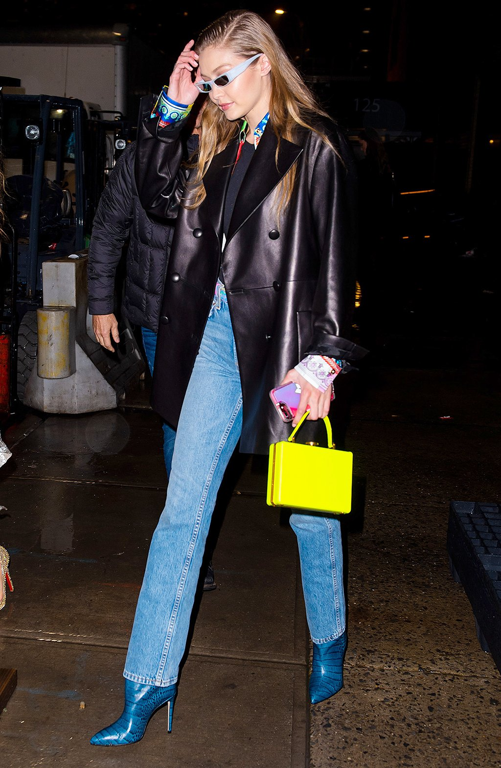Queen of Customization! 22 Times Gigi Hadid Wore Her Name on Her Clothes