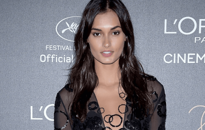 Watch Gizele Oliveira Don A Bikini & Do A Sultry Catwalk In The Ocean In Her Newest Instagram Video