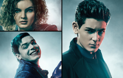 Gotham Cast Photos: Heroes & Villains Brace for the End— 2019 FIRST LOOK