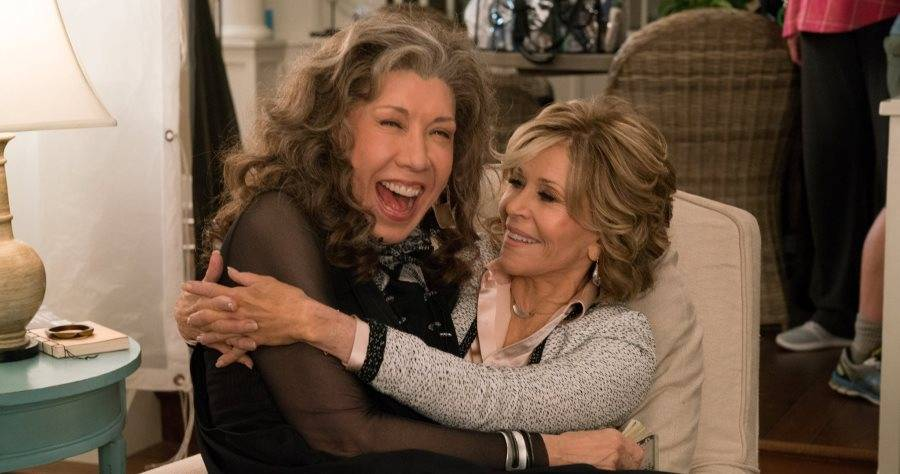 'Grace and Frankie' Season 5 Premiere Date Revealed