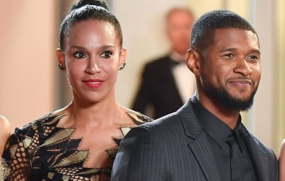 Usher files for divorce after months of separation from Grace Miguel