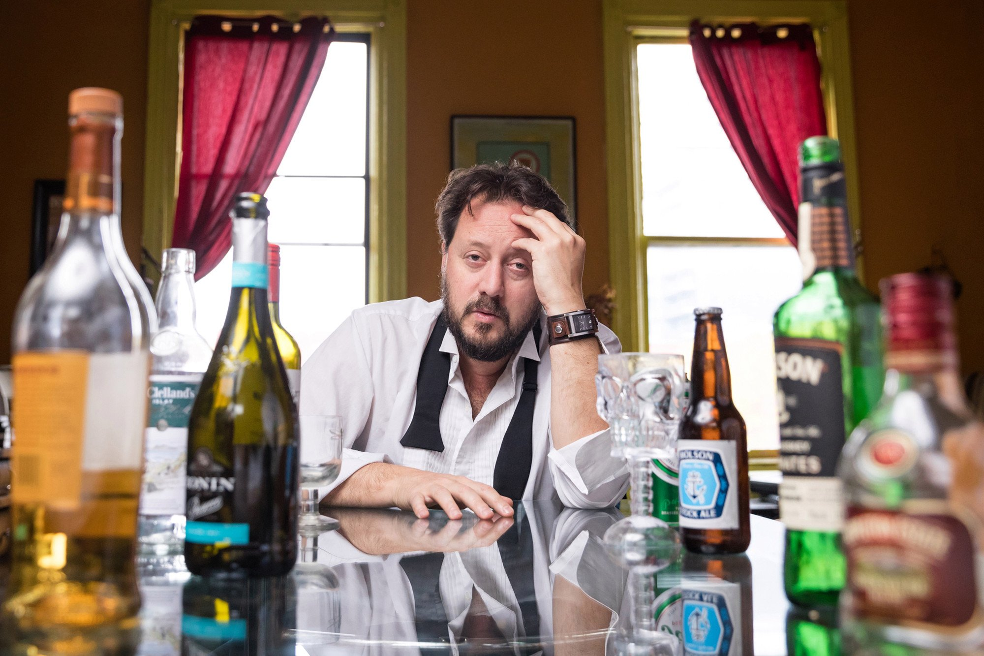 This guy spent a decade drinking to find the world's best hangover cure