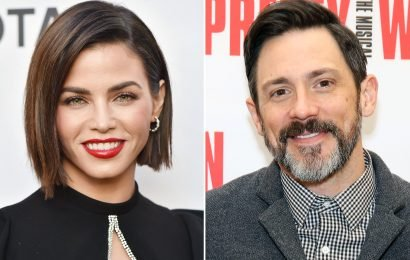 Jenna Dewan Supports Boyfriend Steve Kazee in Love Actually Live — And Her Mom is a Big Fan Too!