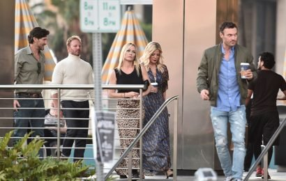 Beverly Hills, 90210Cast Spotted Together — Is a Reboot in the Works?