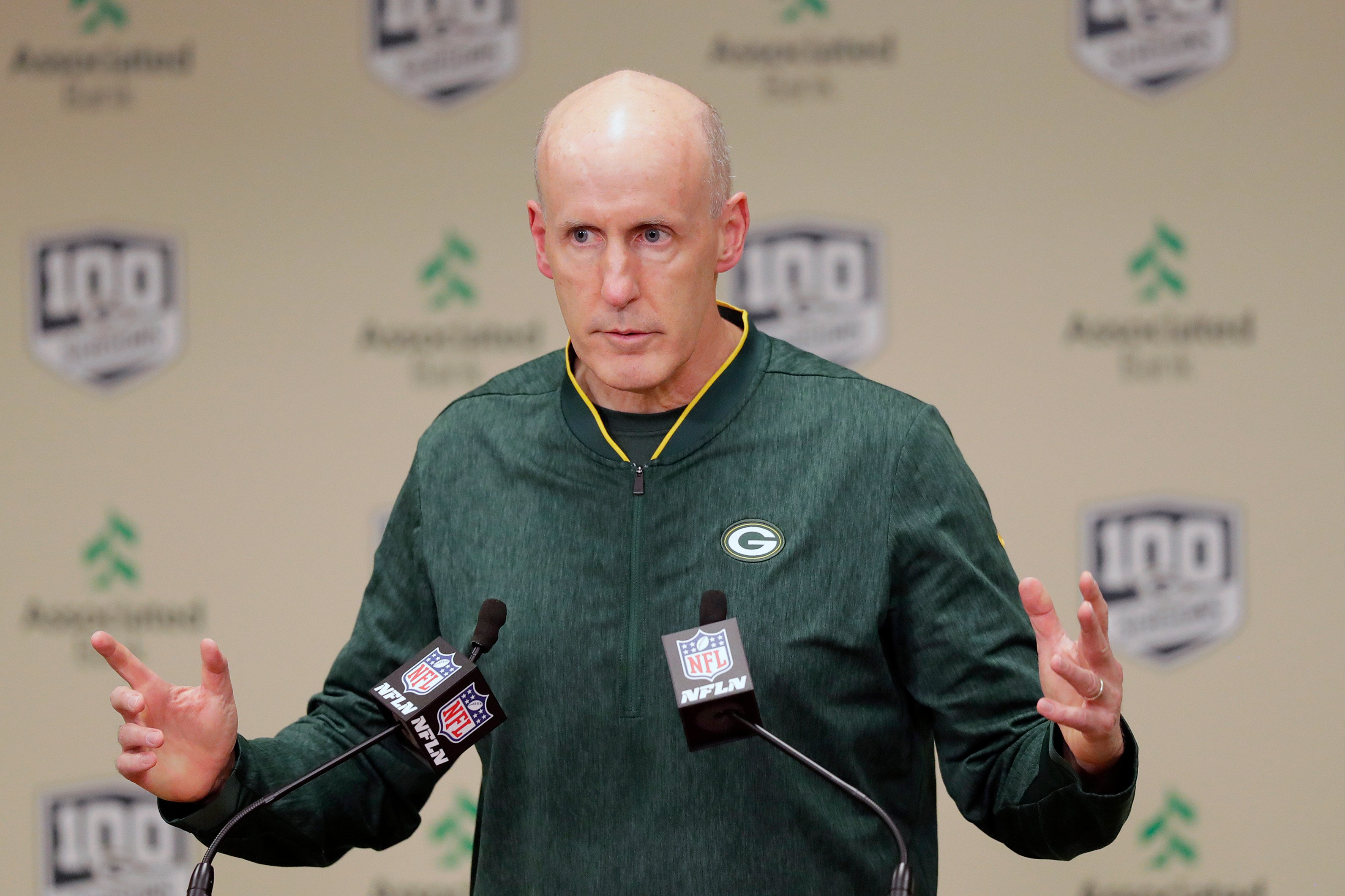 Joe Philbin isn't treating his Packers chance as an audition