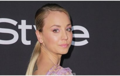 Kaley Cuoco Goes Off On Fans Who Think She's Pregnant