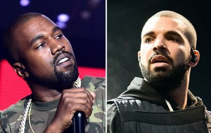 Kanye West Accuses Drake of Contacting Kris Jenner Amid Twitter Rant