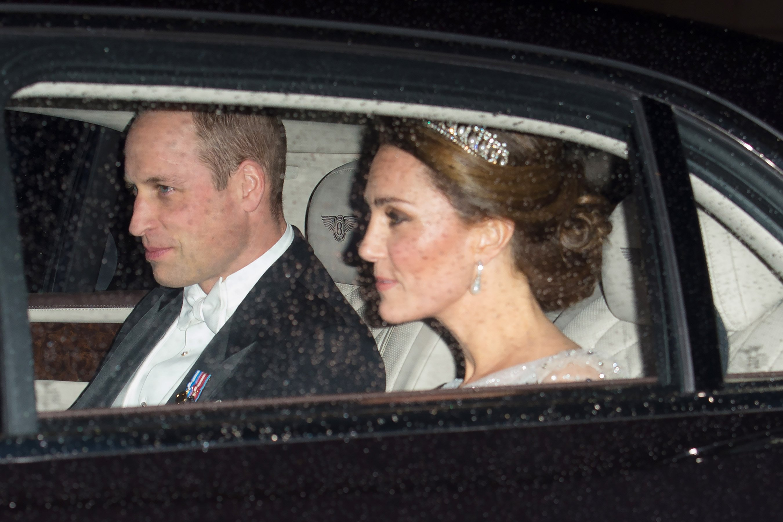 Kate Middleton Chose the Perfect Tiara for This Year's White-Tie Palace Holiday Party