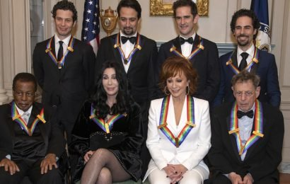 Kennedy Center Honors 2018 – Performers, Presenters, & Honorees!