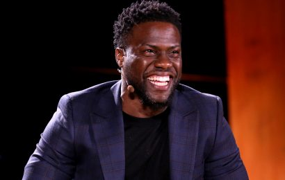 Kevin Hart's new hosting gig is at an Atlantic City strip club