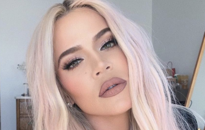 Khloé Kardashian Just Dyed Her Hair Pink, & You'll Want to Copy Her