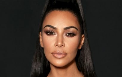 Kim Kardashian's Holiday Makeup Look Is a Casual 27 Steps