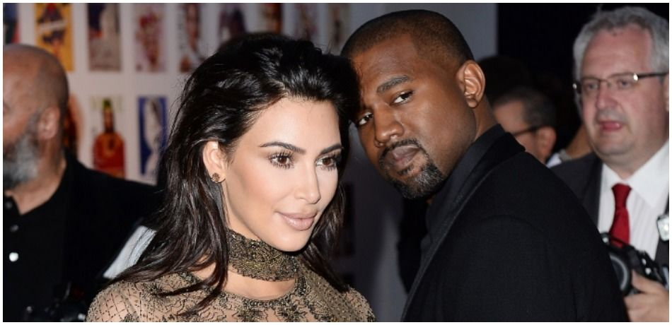 Kim Kardashian Clings To Kanye West During Cold NYC Outing