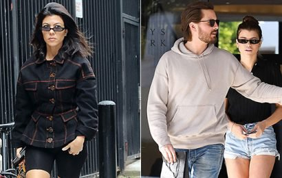 Kourtney Kardashian 'Fears' Scott Disick Will Propose To Sofia Over Holidays: 'She'd Be Crushed'