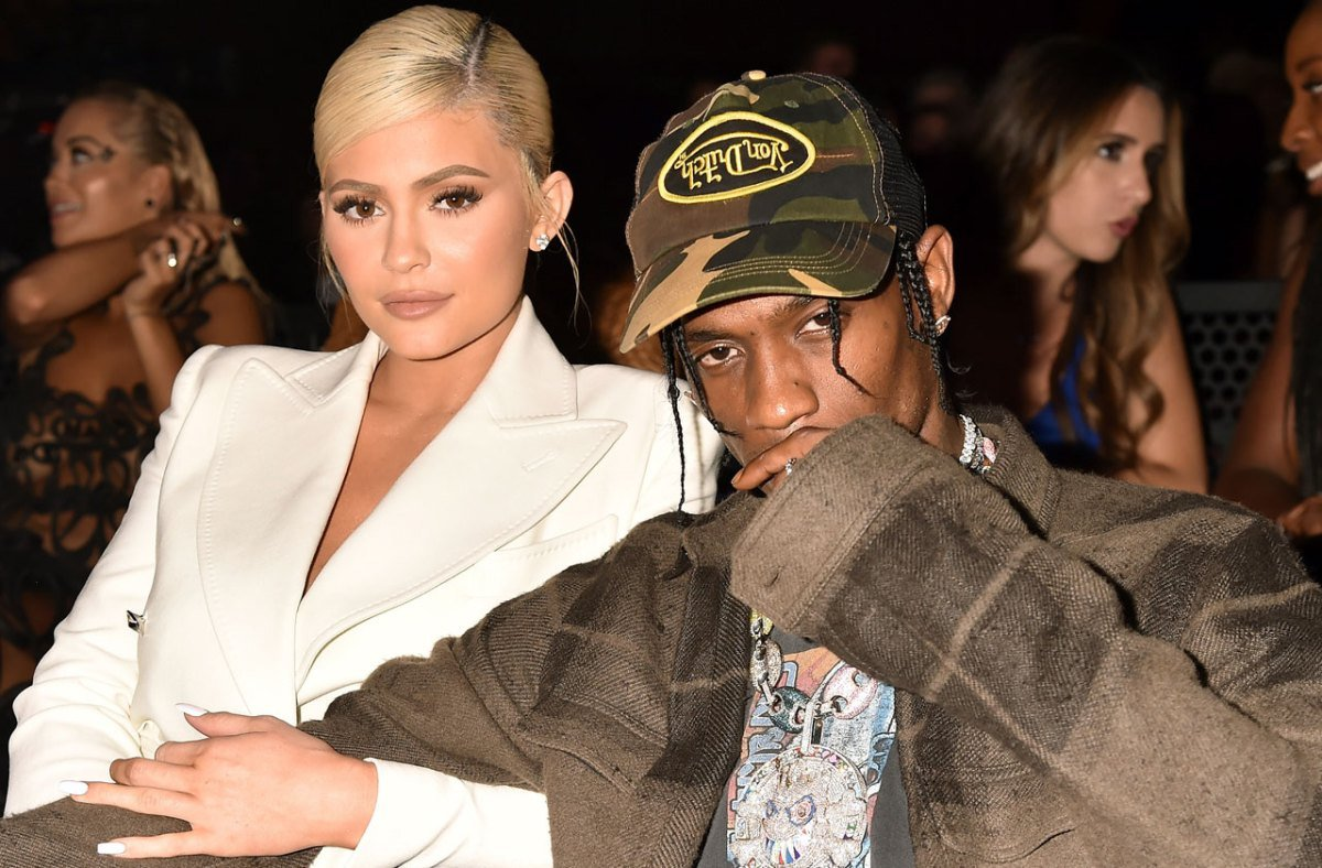 Did Kylie Jenner Just Announce Her Engagement?