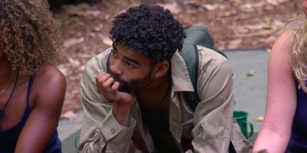 Malique Thompson-Dwyer becomes second campmate to leave I'm a Celebrity, but viewers spot something odd